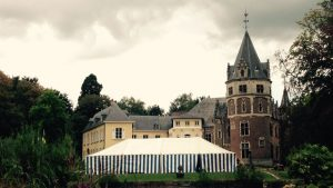 Circustent_kasteel